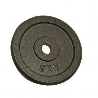 Peso del disco in ghisa 5 kg Sporti France