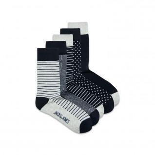 Confezione da 5 paia di calzini Jack & Jones light