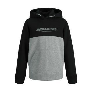 Felpa con cappuccio per bambini Jack & Jones Urban