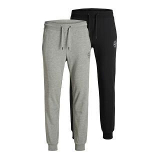 Set di 2 pantaloni da jogging Jack & Jones Gordon Shark