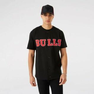 Chemise à manches courtes Chicago Bulls 2021/22