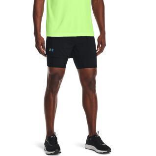 Pantaloncini 2 in 1 Under Armour RUSH™ Run