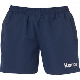 Pantaloncini da donna Kempa Woven