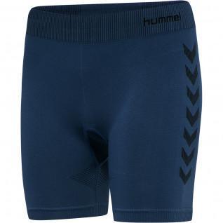 Pantaloncini a compressione da donna Hummel hmlfirst training
