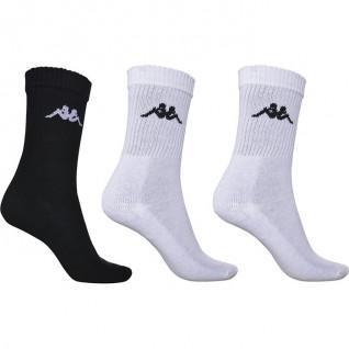Set di 3 paia di calzini Kappa Chimido