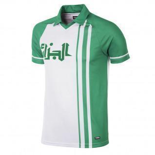 Maglia per la casa Algérie World Cup 1982