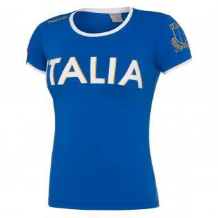 Fan T-shirt donna Italie Rugby 2017-2018