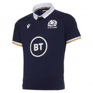 Maglia da bambino della Scozia rugby home 2020/21
