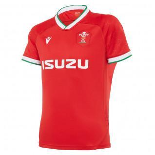 Maglia per bambini Pays de Galles rugby 2020/21