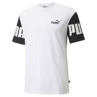 Maglietta Puma Power Colorblock