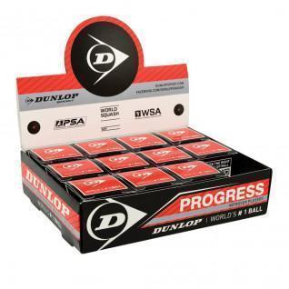 Palla da squash Dunlop progress