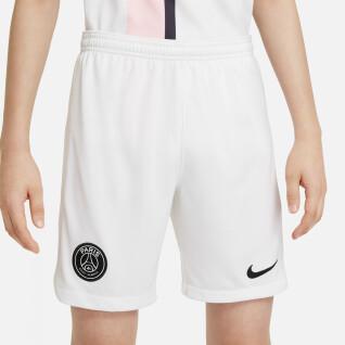 Pantaloncini per bambini all'aperto PSG 2021/22