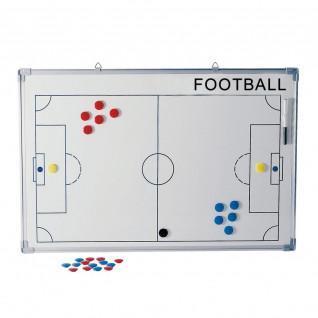 Lavagna magnetica - Calcio - 90 x 60 cm