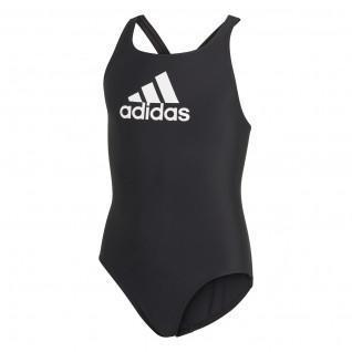 Costume da bagno per bambini adidas Badge of Sport