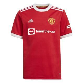 Maglia per bambini Manchester United 2021/22
