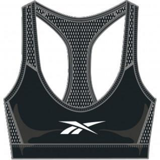 Reggiseno da donna Reebok Lux Racer Medium-Impact Sports Grande Taille