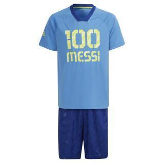 Set per bambini adidas Messi Football-Inspired Summer Set