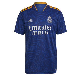 Maglia esterna Real Madrid 2021/22