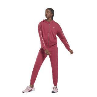 Tuta con cappuccio con abbigliamento femminile Reebok Training Essentials