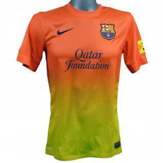 Maglia esterna del Barcellona 2012/2013 iniesta