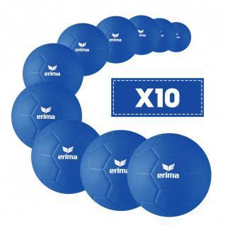 Set di 10 palloni da spiaggia Erima