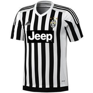 Maglia per la casa Juventus 2015/16 Pogba