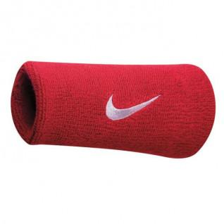 Polsini di spugna Nike swoosh doublewide