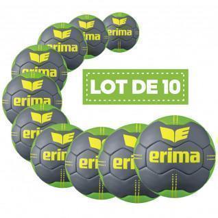 Confezione da 10 palloncini Erima Pure Grip N° 2 T2
