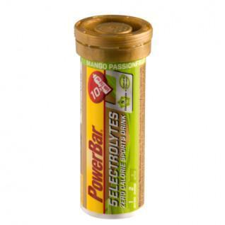 Tablets PowerBar Electrolytes 5- Mango-passion Fruit (12X10 tabs)