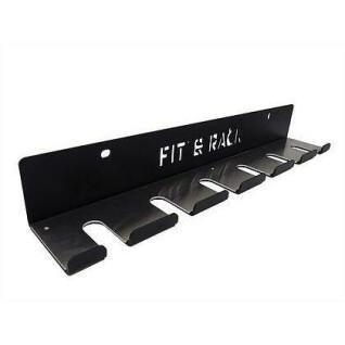 Kit di stoccaggio verticale a parete Fit & Rack