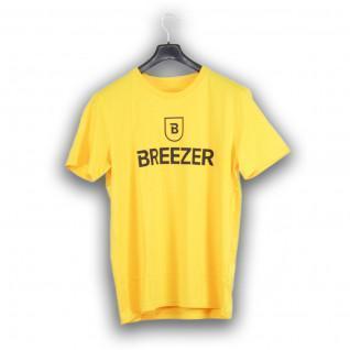 Maglietta Breezer Logo