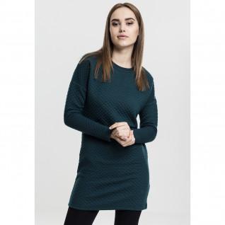 Vestito classico urbano oversize da donna