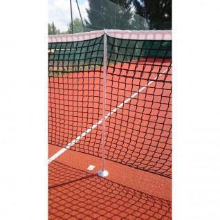 I single di Carrington sostengono i posti di tennis