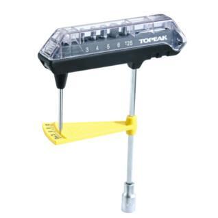 Chiave dinamometrica Topeak ComboTorq Wrench & Bit Set