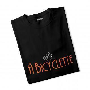 Maglietta donna a bicicletta