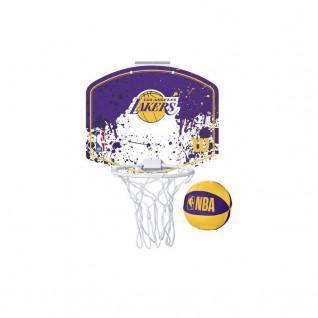 Mini cestino nba Los Angeles Lakers