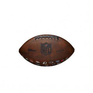 Palloncino Wilson NFL OFF Trowback 32 Team Logo